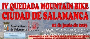 quedada mountain bike