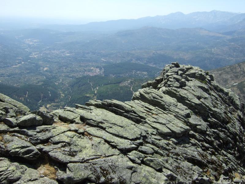 cresta de descenso